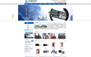 南通金才泰丰信息技术有限公司-启东大同电机有限公司